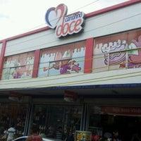 Photo taken at Cantinho Doce by Rodrigo G. on 5/12/2012