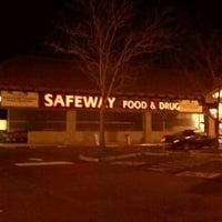 Photo taken at Safeway by Nathan on 2/14/2012
