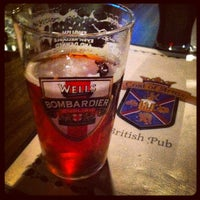 Photo taken at Coat of Arms Pub and Restaurant by Jason B. on 5/4/2012