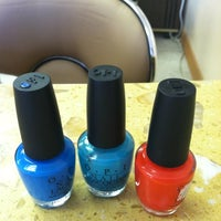 Photo taken at LT Nails by nANCY S. on 6/24/2012
