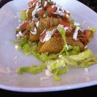 Photo taken at 5 Napkin Burger by Jennifer G. on 7/8/2012