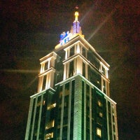 Photo taken at UB City by Avinash K. on 8/25/2012