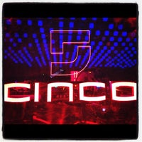 Photo taken at Cinco Club by KINGUINNESS DJ on 9/1/2012