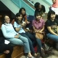 Photo taken at Fakultas Bisnis Telekomunikasi dan Media by rhio_k o. on 7/6/2012