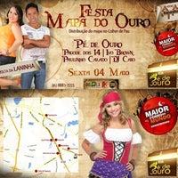 Photo taken at Casa Mapa do Ouro by Biriba D. on 5/2/2012