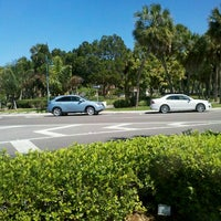 Photo taken at St. Armands Circle by Dawne K. on 3/5/2012