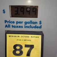 Photo taken at Valero by Evy Y. on 5/2/2012