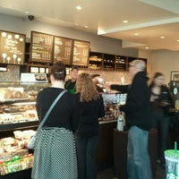 Photo taken at Starbucks by Sam Y. on 4/20/2012