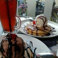 Photo taken at Coklat Cafe by Kie F. on 3/11/2012