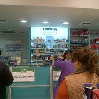 Photo taken at Farmacias Cruz Verde by Vladimir V. on 8/29/2012