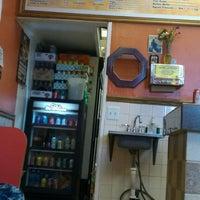 Photo taken at Jilberto's Taco Shop by BJ B. on 4/23/2012