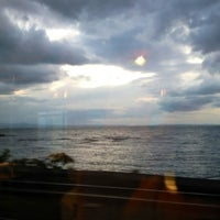 Photo taken at Lindau Central Station by Nicolas B. on 5/15/2012