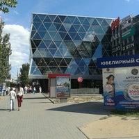 Снимок сделан в ТЦ «Ворошиловский» пользователем Oleg C. 9/9/2012