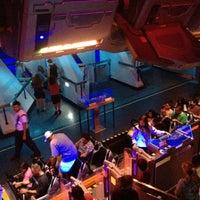 8/20/2012 tarihinde Alfred C.ziyaretçi tarafından Space Mountain'de çekilen fotoğraf