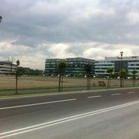 Das Foto wurde bei Kraków Business Park von Michał F. am 7/21/2012 aufgenommen