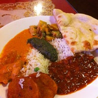 Photo taken at Mumtaz Indian Cuisine by Sydnie M. on 5/28/2012