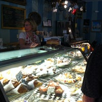 Photo taken at Sophie's French Bakery & Cafe by Jacquie A. on 3/18/2012