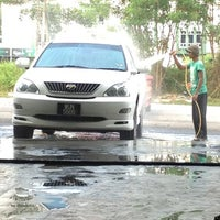 Photo taken at KK Coating Specialist & Detailing Center by Nazim N. on 7/28/2012