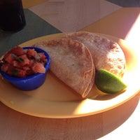 Photo taken at Cactus Taqueria by William G. on 5/15/2012