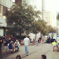 Photo taken at Browder Street Mall by Mike D. on 8/23/2012