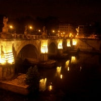 Photo taken at Real Circolo Canottieri Tevere Remo by Fernando D. on 6/11/2012
