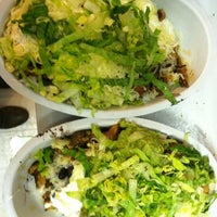 Photo taken at Chipotle Mexican Grill by Lindsay J. on 2/16/2012