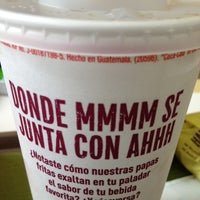 Photo taken at McDonald's by Pepe F. on 2/2/2012