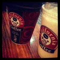 Photo taken at California Coffee by Amanda R. on 6/23/2012