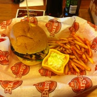 Photo taken at Mickey's Burger by Emre M. on 9/2/2012