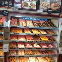Photo taken at Dunkin' Donuts by Daniella Veras @. on 7/10/2012