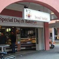 Photo taken at Bakkerij Marco Berens by Yusri Echman on 3/17/2012
