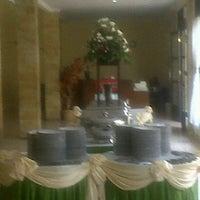 Photo taken at Restoran Lembah Ciremai by Sam J. on 7/18/2012