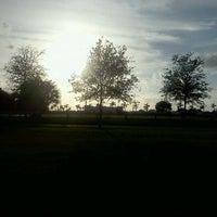 Photo taken at Palmetto Bay Park by Elizabeth C. on 3/13/2012
