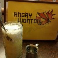 Photo taken at Angry Wonton by Jess @mini604 on 2/24/2012