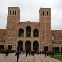 Photo taken at UCLA Royce Hall by Phil B. on 5/2/2012
