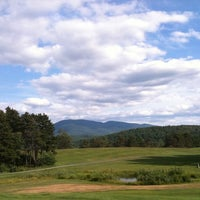 Photo taken at Stowe Country Club by Sankalp M. on 7/19/2012