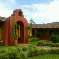 Photo taken at Finca La Toya by Juan C. on 7/21/2012