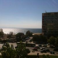 Photo taken at Makedonia Palace by Theocharis ⚓🇬🇧 R. on 8/28/2012