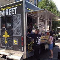 Photo taken at Pomfreet food truck by Chris D. on 7/15/2012