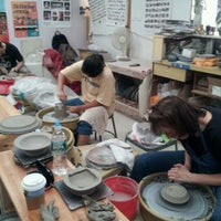 Photo taken at The Potter's Wheel by Jonathan M. on 6/2/2012