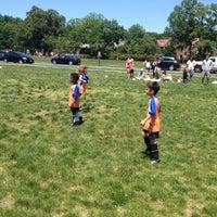 Photo taken at Stoddert Soccer @ Carter Baron Fields by Shankar P. on 5/19/2012