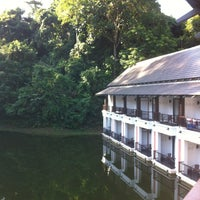 Photo taken at Tinidee Hotel@Phuket by MBK - Loch Palm Golf Club by Harisavan S. on 2/10/2012