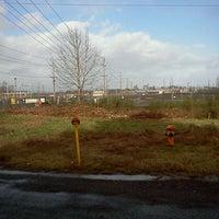 Photo taken at PGE Harborton Yard by Dameon C. on 2/22/2012
