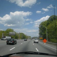 Photo taken at Delaware / Pennsylvania State Border by Dawn B. on 4/25/2012