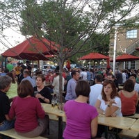 Photo taken at Lowry Beer Garden by Dana E. on 6/2/2012
