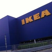 Photo taken at IKEA Paramus by Stephen F. on 5/4/2012