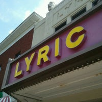 Photo taken at The Lyric Theatre by Erik C.B. O. on 8/23/2012