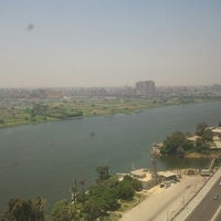 Photo taken at Corniche El Maadi by Mohammed H. on 7/24/2012