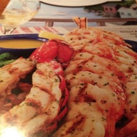 Photo taken at Red Lobster by Jared F. on 2/16/2012