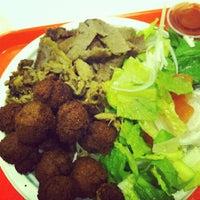 Photo taken at The Kebab Shop by Warren K. on 2/2/2012